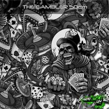 More details for rolled - the gambler hydrographics film hydro dipping graphic dip uk skulls