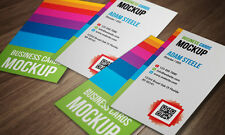 1000 pcs 3.5 x 8.5 in Full Colour Flyers