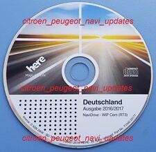 Peugeot RT3 WIP COM (RT3) EUROPE 2017 Navi CD Update ( Deutschland ONLY)