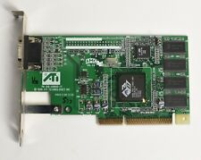 ATI 109-49800-11 AMC 2.0 Rage Pro Turbo AGP Video Graphics Card