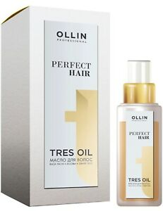 Ollin Professional / PERFECT HAIR Oil for moisturizing and nourishing Tree Oil