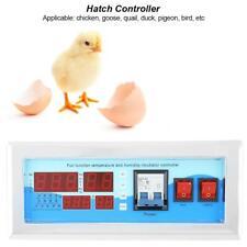Automatico Temperatura Umidità Controller Termostato Per Incubatrice Uova Casa