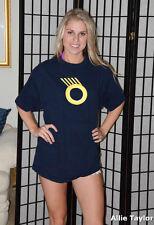 Solyndra Solar t shirt - Blue - Men's Large