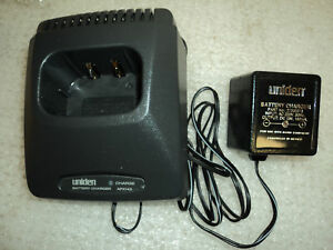 UNIDEN APX143 APX 143 Charger and Adaptor NEW IN BOX