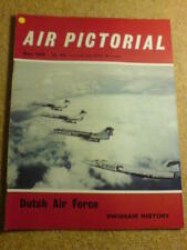 AIR PICTORIAL - DUTCH AIR FORCE - May 1968 Vol 30 #5