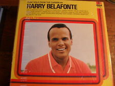 """HARRY BELAFONTE  """" PURE GOLD FROM THE CARIBBEAN - LINEA TRE """"   LP"""