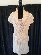 Beigh Next Jumper Dress Size 8