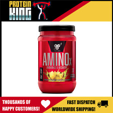 BSN AMINO X 435G 30 SERVE TROPICAL PINEAPPLE BCAA AMINOS RECOVERY INTRA WORKOUT