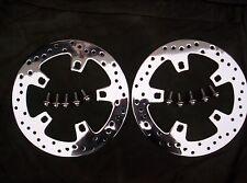 harley streetglide enforcer impeller wheel rotors and hardware