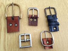 5 boucles en métal pour ceinture homme