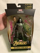 Marvel Legends Infamous Iron Man Doctor Dr Doom 6? Figure Walgreens Exclusive