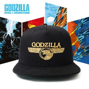 Godzilla vs Kong 2021 Men's SnapBack Hat Embroidered Collectors Baseball Cap