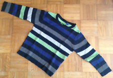 Pull col rond manches longues Okaidi 5 ans