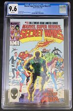 Marvel Super Heroes Secret Wars #11 CGC 9.6  3/85 3716137025 - Doom takes power