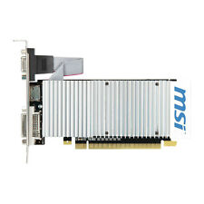 MSI GeForce 210 DirectX 10.1 N210-MD1GD3H/LP 1GB 64-Bit DDR3 PC (N210-MD1GD3H/LP)