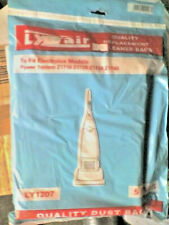 Electrolux PowerSystem 5 Pack Vacuum Cleaner bags - Lyvair LY1207 - NEW