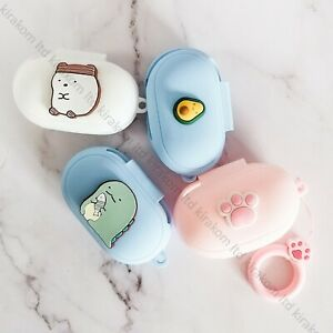 For Samsung Galaxy Buds/Buds Plus Earphones Protective Silicone Case Cover Cute