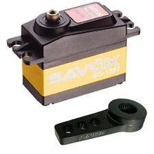 Savox SC-1257TG Super Speed Digital Servo W/FREE ALUMINUM HORN HA