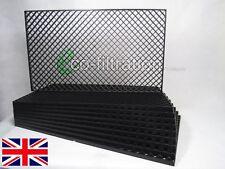 2 x Filter Grid ( matt grill grids koi fish pond pump filter tank pipe fitting)
