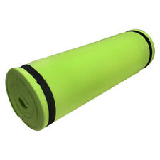 GREEN 72'' x 20'' Camp Pad Camping Matress Cell Foam Pad Waterproof Sleeping Bag