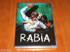 RABIA / RABID David Cronenberg - English Español - Precintada