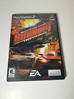 Burnout: Revenge (Sony PlayStation 2, 2005)