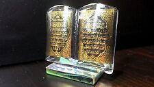 Crystal Quran - Surah Fatiha & Baqara islamic/muslim ornament/gift Eid/hajj