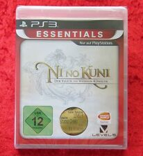 Ni No Kuni Der Fluch der weissen Königin Essentials, PlayStation 3 Spiel, Neu