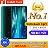 Global ROM Original Xiaomi Redmi Note 8 pro 6GB 64GB  MTK Helio G90T Smartphone