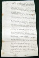 1801 HAWICK Disposition William Keith & Robert Scot to Francis Lord Doune
