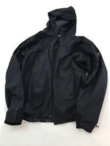 Arcteryx Solano Gotetex Jacket Mens Medium Black