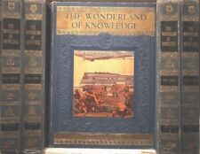 The Wonderland of Knowledge: A Pictorial Pageant Vol. 4,5,6,8,9
