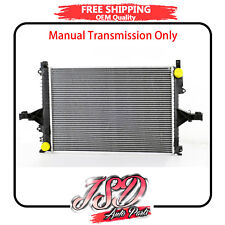 New Aluminum Core Radiator For Volvo S60 S80 V70 XC70 Manual Trans Only 8602412