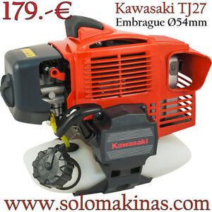 MOTOR KAWASAKI TJ27
