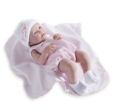 Berenguer * 18109 * La Newborn 17 Inch Real Girl Doll * With Pink Layette