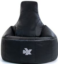 I-ex Adult XX Large Gaming Chair Bean Bag - Faux Leather