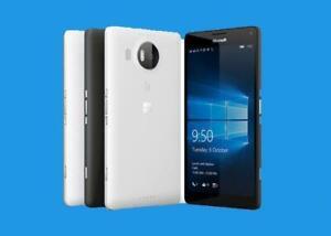 Microsoft Lumia 950 XL Windows 32GB 3GB RAM 4G LTE 20MP Smartphone Big 5.7inches