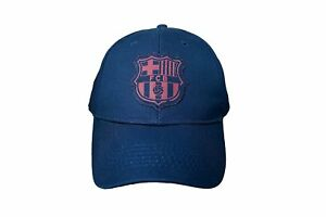 FC BARCELONA OFFICIAL TEAM LOGO CAP / HAT - FCB090