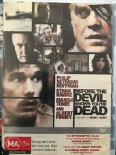 Before The Devil Knows You're Dead (DVD, 2008) Philip Seymour Hoffman-Free Post!