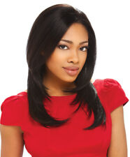 Sensationnel 100% Human Hair Lace Front Wig ASHLEY