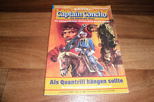 Capitano Concho # 54 -- come Quantrill declivi dovrebbe/il ribelle dal Texas 1984