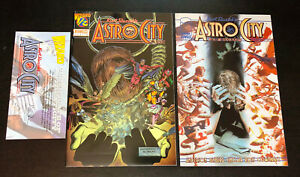 ASTRO CITY #1/2 (Image) -- Wizard Special + Standard Edition -- Set of 2