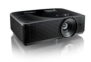 Optoma HD146X DLP HD 3D Home Cinema Projector - Brand New & Sealed