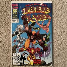 MARVEL SUPER HEROES WINTER SPECIAL X-MEN 8 1st Appearance of Squirrel Girl Comic