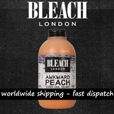 Bleach London Awkward Peach Super Cool Colours 150ml - colour hairdye