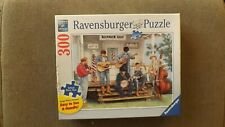 """Ravensburger  """"Down Home Music """" 300 Extra Large Piece Jigsaw Puzzle"""