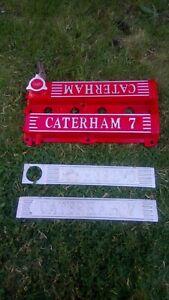 Caterham 7  zetec Ally Cam cover bda , DIY kit