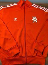 Adidas Nederland Holland 2005 FIFA World Cup Men's Jacket Trefoil Logo, XL