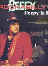 SLEEPY LABEEF rockabilly beefy UK 1978  EX LP CHARLY REC
