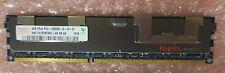 Hynix HMT151R7BFR4C-H9 - 4GB PC3-10600R DDR3 2Rx4 Memory Module Dimm ECC Reg